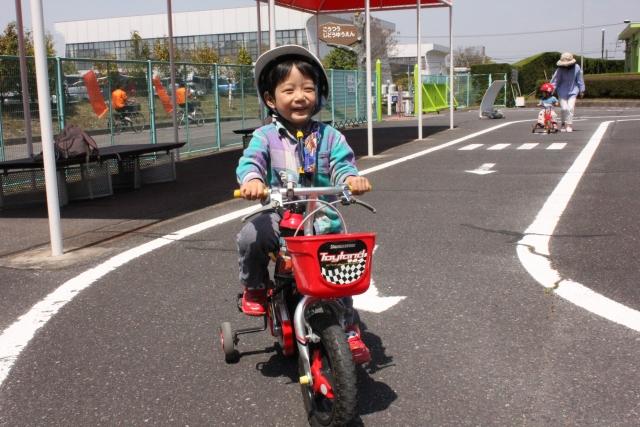 幼児自転車1
