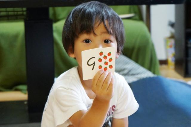 知育カードゲーム1
