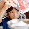 子供とパン作り
