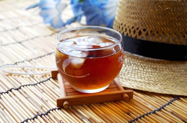 飲み物(麦茶)