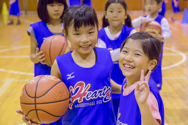 バスケットボールスクールハーツ2