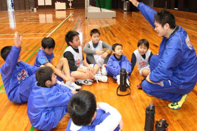 バスケットボールスクールハーツ1