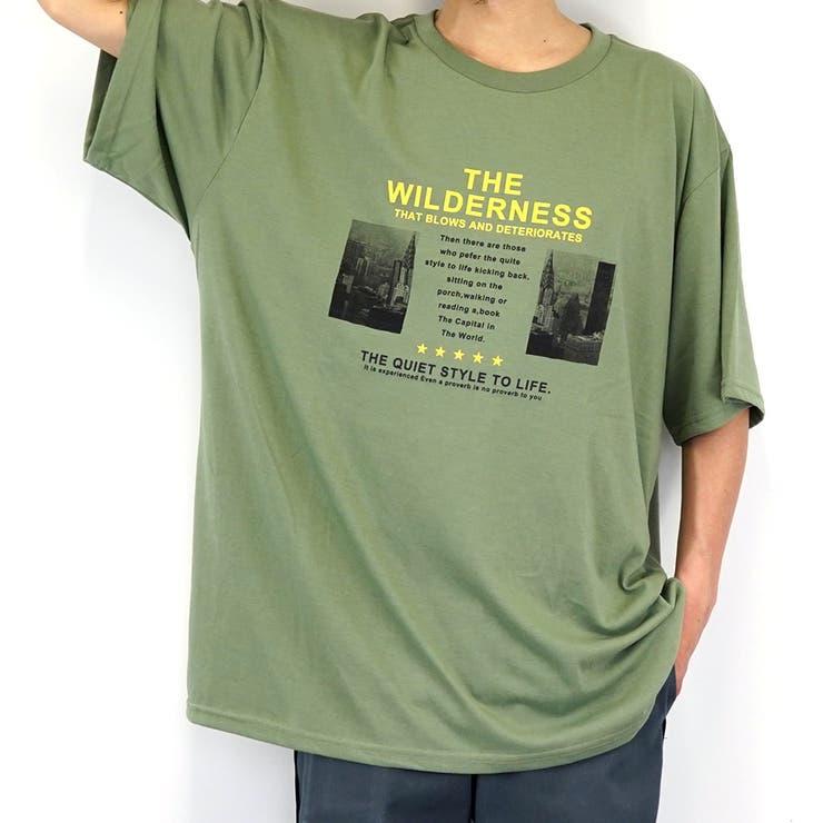 メンズビッグTシャツ