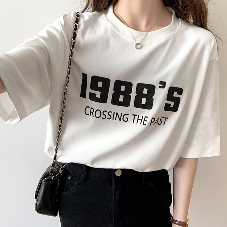 韓国ブランドTシャツ
