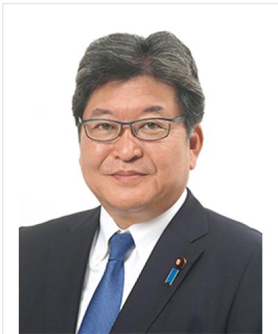 萩生田文部科学大臣