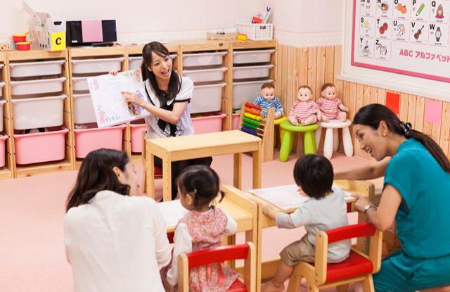 ベビーパーク親子教室